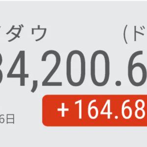 【株式投資】総資産額 4月第2週目