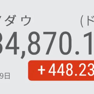 【株式投資】7月第1週目
