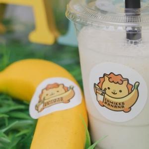 【すみっこバナナ】富山駅前に新オープンしたバナナジュース専門店!