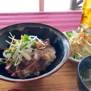 【ビーフバスターズ タベルナ】富山市のゆったりお洒落なステーキハウス!