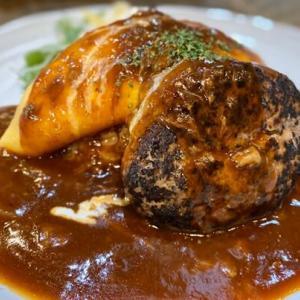 【大人のお子様ランチ】富山市のシックな洋食屋さんでハンバーグオムライスを食レポ!