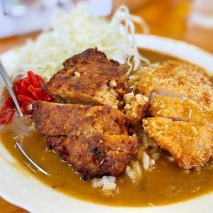 【カリカット】五福にあるマイルドな家庭的カレーを食べられる老舗!