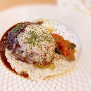【ハッピーダイニング ジョワ】赤田のレストランでランチ!ハンバーグが絶品