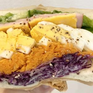 【BiBi.t(ビビット)】婦中町の満足度高すぎるサンドイッチ屋!