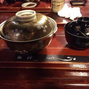 鰻の食べ比べ。岐阜県関市。