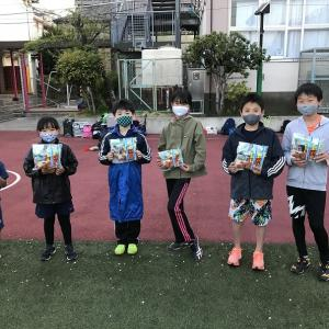 4種適性テスト結果&チーム朝練13日目(ブルーツ・リー)
