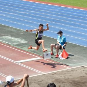 第17回越谷市陸上競技選手権大会結果その1(ブルーツ・リー)