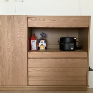 家具購入③キッチンカウンター
