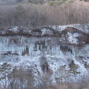 2021年1/18現在~白川氷柱群ー⑥
