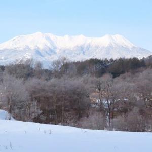 2021年1/26~開田高原ー霧氷