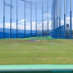 【ゴルフ】スイングチェッカーで練習の巻