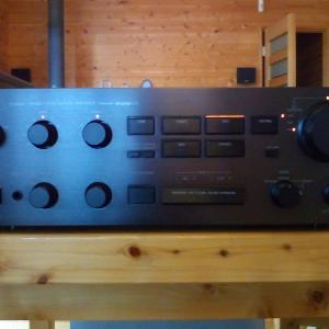 プリメインアンプ Victor A-X900