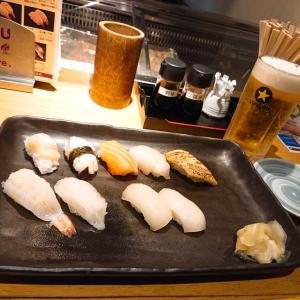美味しいお寿司で一杯 竹乃屋