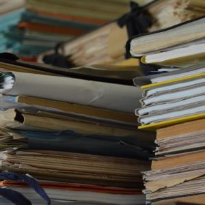 申告に必要な書類の効率的なデータ化の方法は?