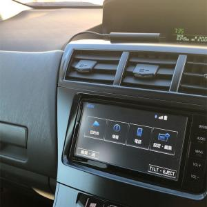 車の中でも「アレクサ」 Echo auto を使っています