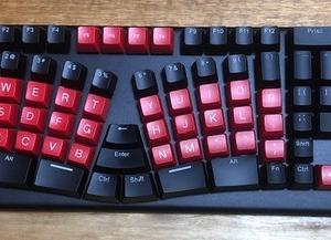 X-Bows Ergonomic Mechanical Keyboard を使ってみた。