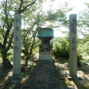 小豆島・池田城跡付近:小豆郡