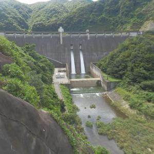ダムの役割を考えながら写真を見直す‥