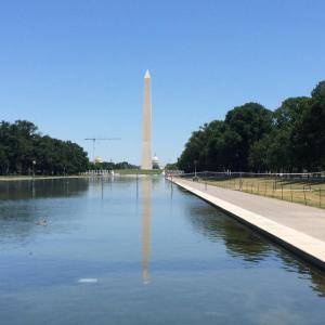 アメリカの政治、歴史を感じる街、首都ワシントンDC
