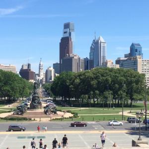 アメリカ独立の歴史とロッキーの街、フィラデルフィア