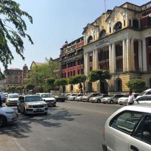 ミャンマー滞在期間に注意!所得税とFRC