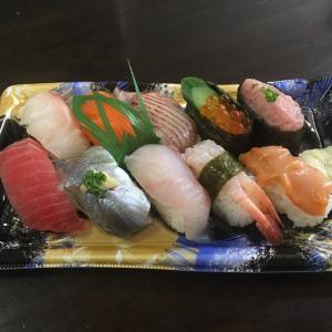 レンチンでスーパーの寿司が本格的寿司屋の味に