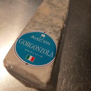 辛口なイタリア産ゴルゴンゾーラ ピカンテはドルチェとまるで違う味わい