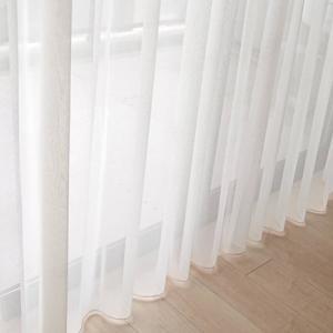 【簡単】乾燥する冬にレースカーテンを洗う理由