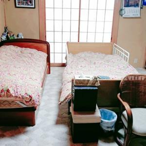 【実録】70代寝室 BEFOR→AFTER