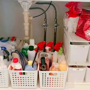 【ご依頼】整理収納サポート洗面所