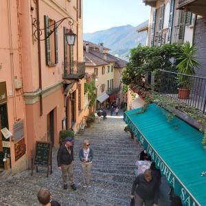 コモ湖周辺@イタリア ベラージオはイタリアでも随一の街並み
