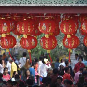 シンガポールの旧正月 日本の正月と似てる点・違う点