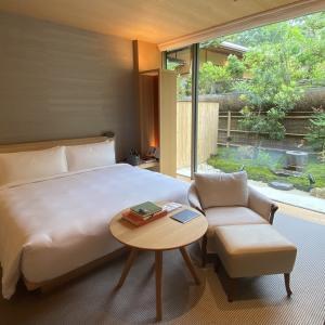【宿泊記】パークハイアット京都スイートルーム 東山地区の高級ホテル