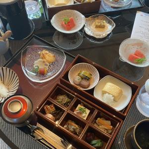 パークハイアット京都の【和朝食】が素晴らしかった話
