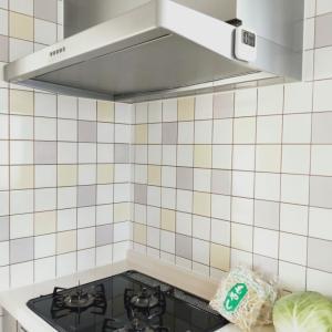 【掃除】キッチンの油臭くさい原因