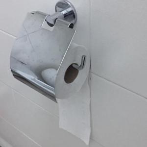 トイレットペーパーの向きが気になるのは日本人だから??