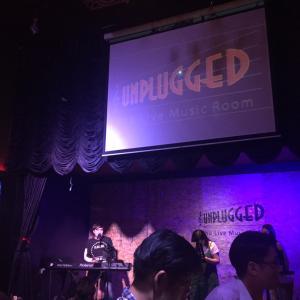 生歌聴きながらの一杯@Umplugged