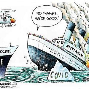 反ワクチン派に起きている現実:2