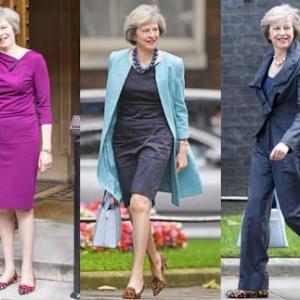 1月13日  オシャレ番長 イギリス元首相