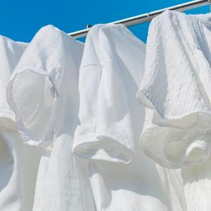 洗剤を使わないお洗濯