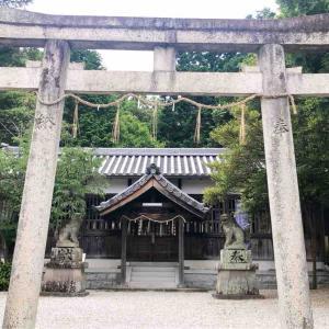 垂仁天皇の治世に創建 橿原市久米町にある『久米御縣(くめのみあがた)神社』