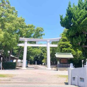 2600年前に創建された歴史ある神社『日前宮』境内には日前神宮と国懸神宮の2社が鎮座
