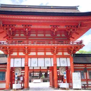 京都市左京区 古くから京都を護る古社『賀茂御祖神社(下鴨神社)』境内にはみたらし団子発祥の地・御手洗池も