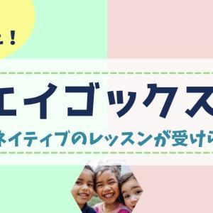 エイゴックスの評判・口コミ【子供と最安値のネイティブレッスンに挑戦】