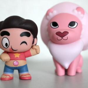 Steven Universe  Mystery Mini by Funko : グッズ紹介