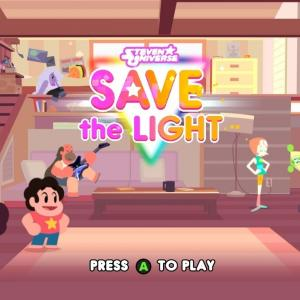 Steven Universe :  Save The Light