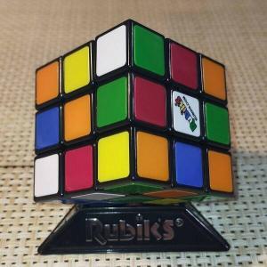 【7日目】ルービックキューブ・チャレンジ