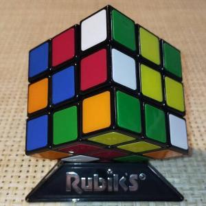 【17日目】ルービックキューブ・チャレンジ