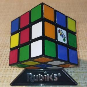 【19日目】ルービックキューブ・チャレンジ