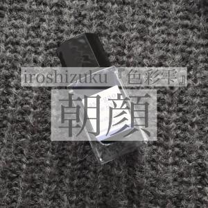 鮮やかなブルーのPILOT iroshizuku『朝顔』